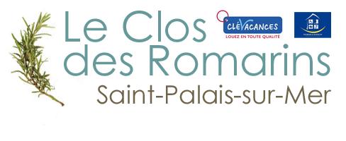 11, Rue Des Romarins   17420 Saint Palais Sur Mer Port.: 06 88 51 91 94    Tél : 05 46 234 234