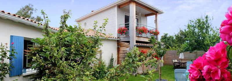 Chambres DHotes Le Clos Des Romarins En Charente Maritime